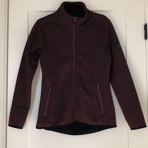 Purple Ascend Exploration Full-Zip Jacket
